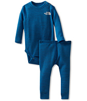 The North Face Kids - Boy's Baselayer Snapsuit Set (Infant)