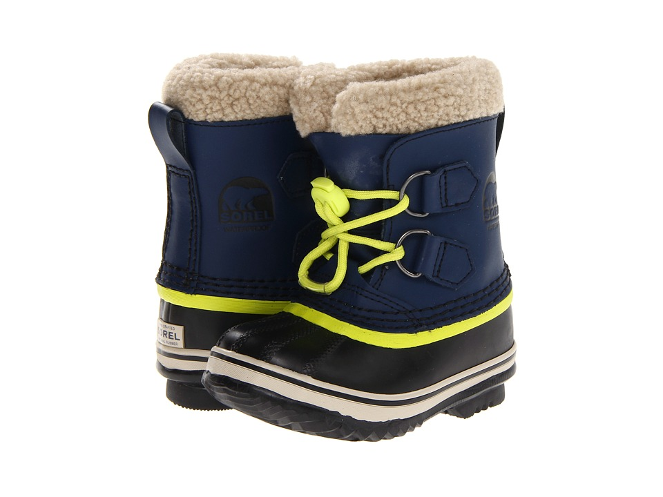 SOREL Kids Yoot Pac TP Toddler/Little Kid/Big Kid Nocturnal Boys Shoes