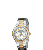 GUESS - U0111L5 Sparkling Multi-Function Mixed-Metal Watch