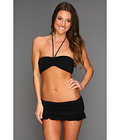 Juicy Couture - Bandeau Bra and Skirted Retro Pant