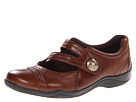 Clarks - Kessa Agnes (Brown Leather) - Clarks Shoes