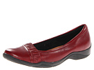 Clarks - Kessa Myrtle (Red Leather) - Clarks Shoes