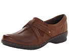 Clarks - Ideo Chilly (Dark Brown Leather) - Clarks Shoes