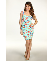 Brigitte Bailey - Rinah Flower Peplum Dress