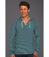 Scotch & Soda - Terry Striped Surfer Hoodie