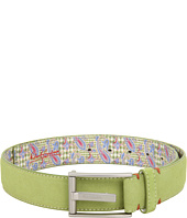 Robert Graham - Riverside Suede Leather Belt