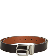 MICHAEL Michael Kors - 30Mm Reversible With Horseshoe Buckle And Top Stitch