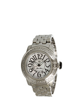 Glam Rock - SoBe 44mm Stainless Steel Watch with Diamonds- GR32007D
