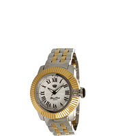 Glam Rock - Lady SoBe 40mm Two-tone Gold Plated Watch- GR31015