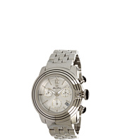Glam Rock - Lady SoBe 40mm Stainless Steel Chronograph Watch-GR31113