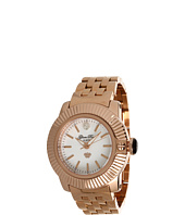Glam Rock - Lady SoBe 40mm Rose Gold Plated Watch- GR31006