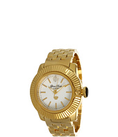 Glam Rock - Lady SoBe 40mm Gold Plated Watch- GR31016