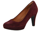 Clarks - Wessex Wyvern (Burgundy Suede) - Clarks Shoes
