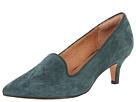 Clarks - Sage Elfin (Teal Suede) - Clarks Shoes