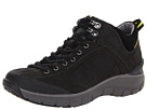 Clarks - Wave.Hiker (Black Leather) - Clarks Shoes