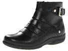 Clarks - Christine Club (Black Leather) - Clarks Shoes
