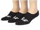 No Show Sock 3-Pair Pack