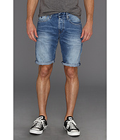 Scotch & Soda - Snatch Regular Fit Short in Blue Twist