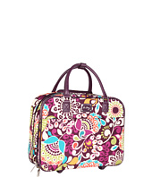 Vera Bradley Luggage - Rolling Work Bag