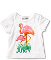 Juicy Couture Kids - Flamingo T-Shirt (Infant)