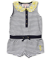 Juicy Couture Kids - Striped Romper (Infant)
