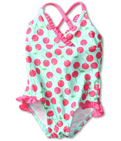 Juicy Couture Kids - Cherry Print Swimsuit (Infant)