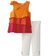 Juicy Couture Kids - Ruffle Top and Legging Set (Infant)