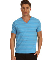 Jack Spade - Milo Striped V-Neck T-Shirt