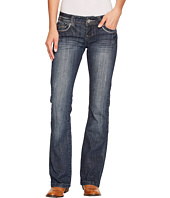Stetson - Stetson 818 Fit Medium Wash with Fancy Contrast Stitching