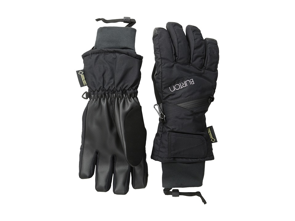 Burton WMS GORE-TEX(r) Under Glove (True Black FA 13) Snowboard Gloves