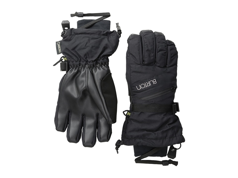 Burton WMS GORE-TEX(r) Glove (True Black FA 13) Snowboard Gloves