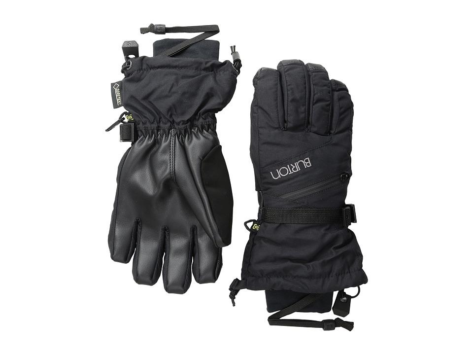 Burton WMS GORE-TEX Glove (True Black FA 13) Snowboard Gloves