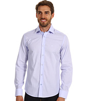 Moods of Norway - Slim Fit Arne Vik Open Blue Dress Shirt