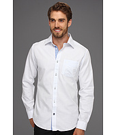 Moods of Norway - Kristian Vik 6 White Structure Shirt