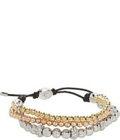 Fossil - Iconic Metal Beaded Bracelet