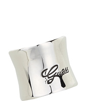 GUESS - Concave Logo Wide Band Ring
