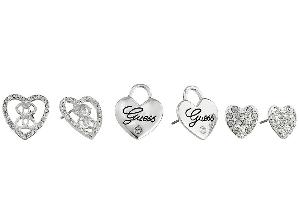 GUESS 226264 21 Silver Earring