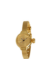 Miami Beach by Glam Rock - Art Deco 26mm Gold Plated Mesh Watch - MBD27146