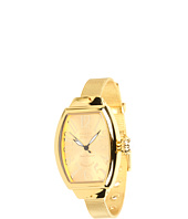 Miami Beach by Glam Rock - Art Deco 30mm Gold Plated Mesh Watch - MBD27149