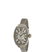 Miami Beach by Glam Rock - Art Deco 30mm Stainless Steel Watch - MBD27142
