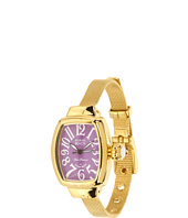Miami Beach by Glam Rock - Art Deco 26mm Gold Plated Mesh Watch - MBD27072