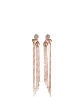 GUESS - 3 Petal Linear Earrings