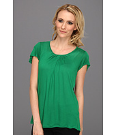 MICHAEL Michael Kors - Flutter Sleeve Pleated Top