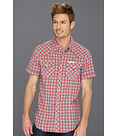 True Religion - Rocky S/S Plaid Woven Shirt