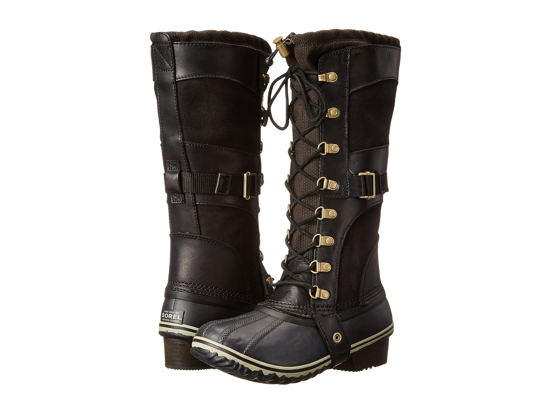 Fantastic SOREL Womens Conquest Carly II Boots Peatmoss  Eastern Mountain