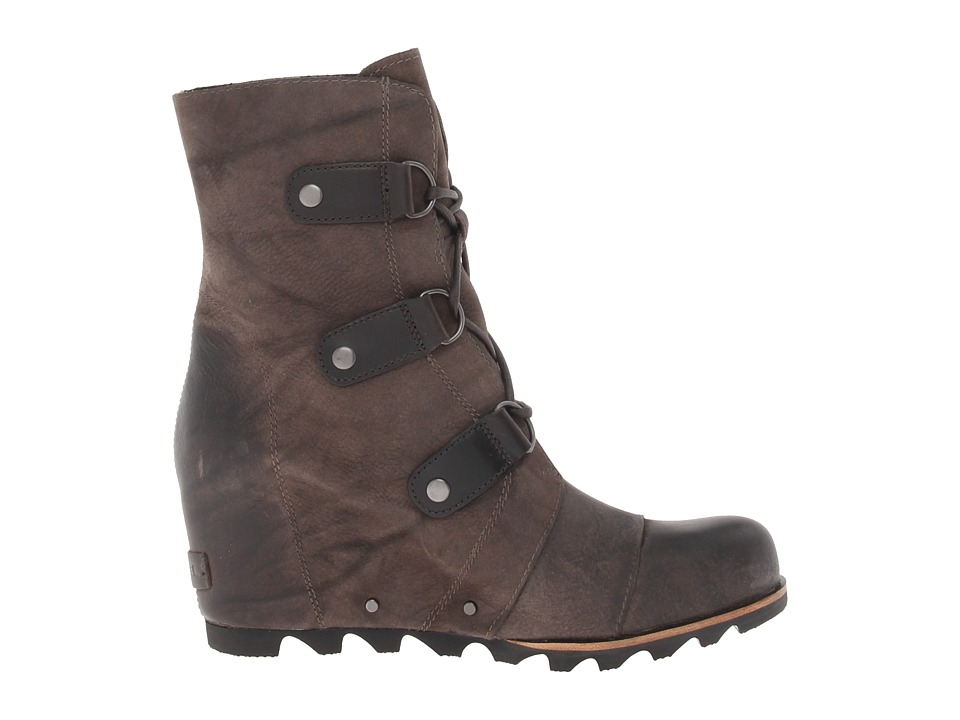 sorel joan of arctic wedge mid womens waterproof boots