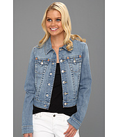 True Religion - Emily Higher Waist Western Jacket in Sunset Pass Med