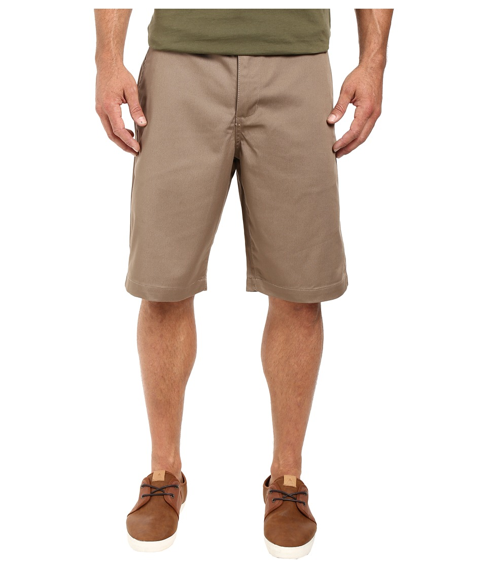 RVCA Americana Short Dark Khaki Mens Shorts