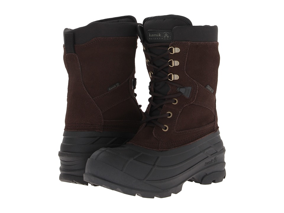 Kamik Nationwide (Dark Brown) Men