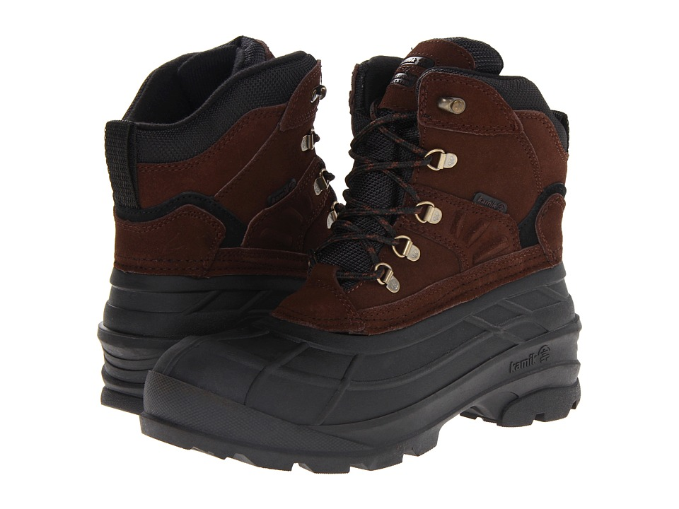Kamik Fargo (Dark Brown) Men
